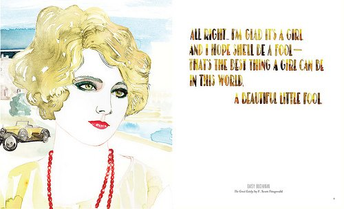 Daisy Buchanan, The Great Gatsby