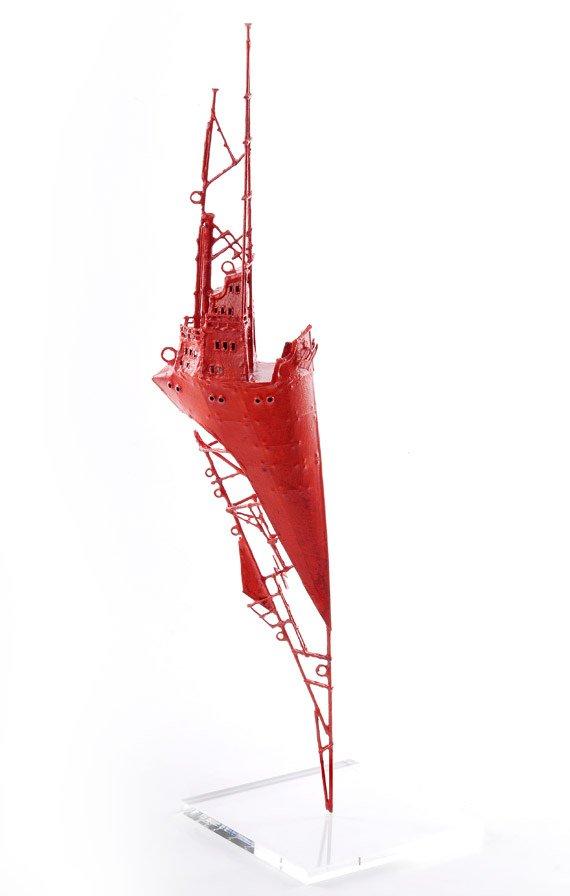 Panagiotis Pougaridis - Gemiler