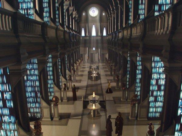 Filmlerde Kütüphane Sahneleri