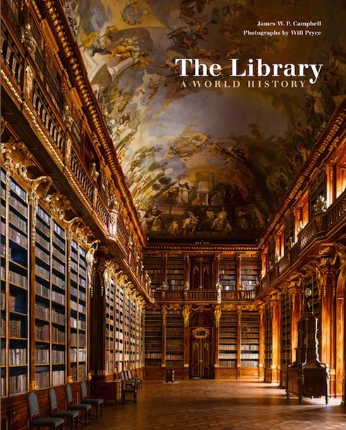 The Library: A World History, Kütüphanelerin Kitabı