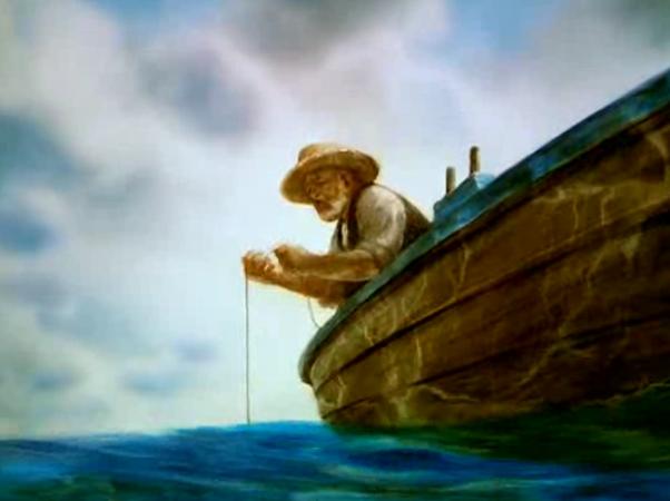 Ernest Hemingway - Yaşlı Adam ve Deniz Animasyonu