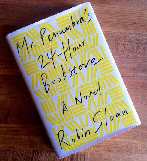 24 Saat Açık Kitapçının Sırrı – Robin Sloan