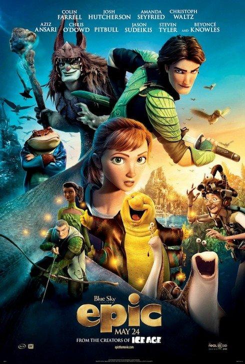 animasyon epic doğal kahramanlar