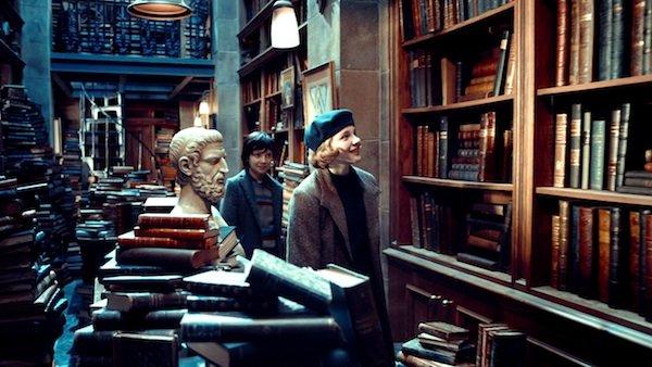 filmlerde kitapçı sahnesi