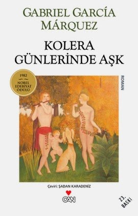 Gabriel Garcia Marquez – Kolera Günlerinde Aşk