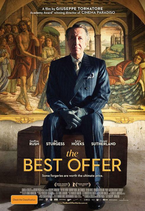 The Best Offer - Her Şeyi Bırakın, Bu Filmi İzleyin!