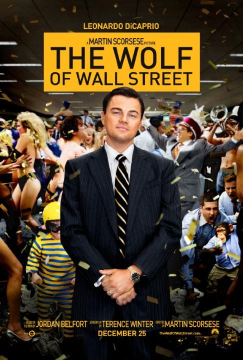 the wolf of wall street para avcısı