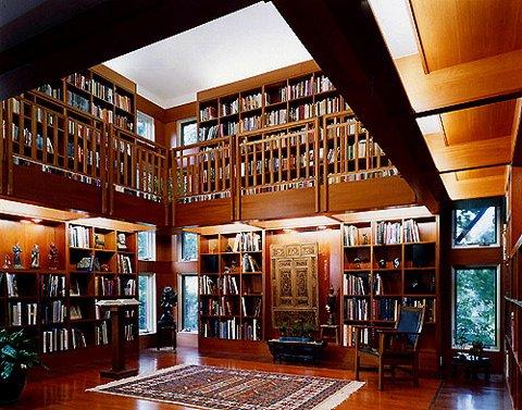 ev kütüphanesi
