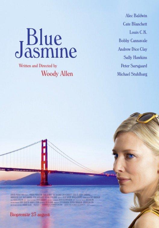 Woody Allen'dan Blue Jasmine