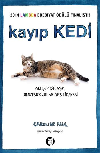 Caroline Paul – Kayıp Kedi