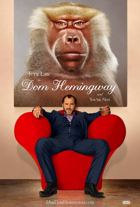 Dom Hemingway, Jude Law'u Yeniden Keşfedin