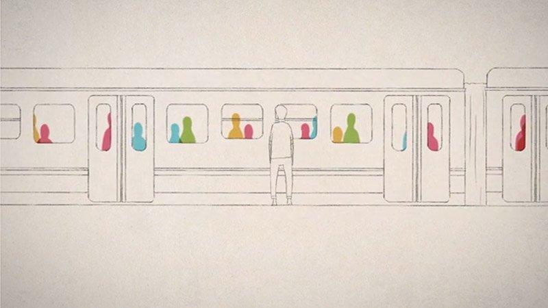 Colorless Tsukuru Tazaki animasyonu