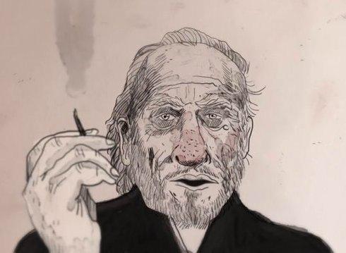Charles Bukowski Animasyonu – The Man With the Beautiful Eyes