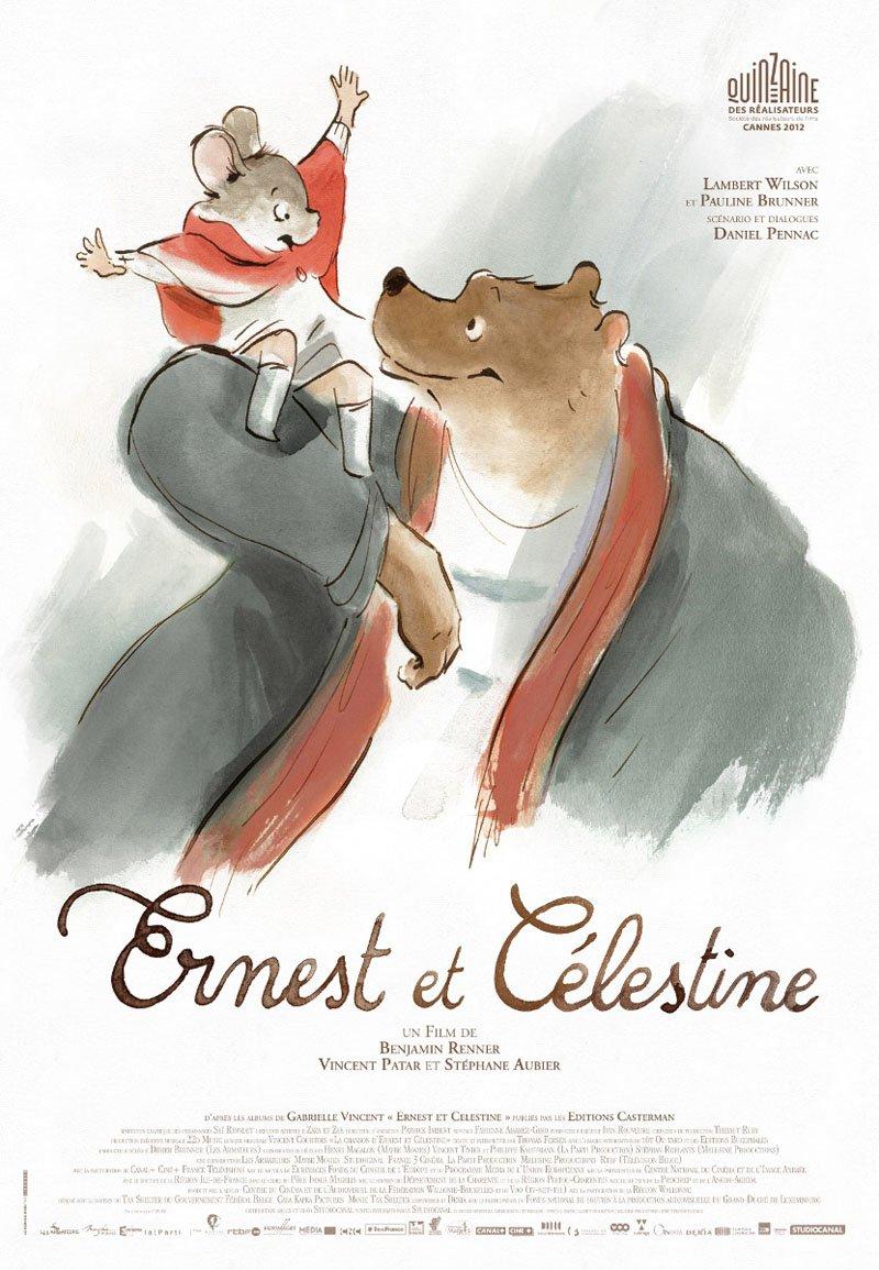 Ernest and Celestine, Sıcacık Bir Animasyon