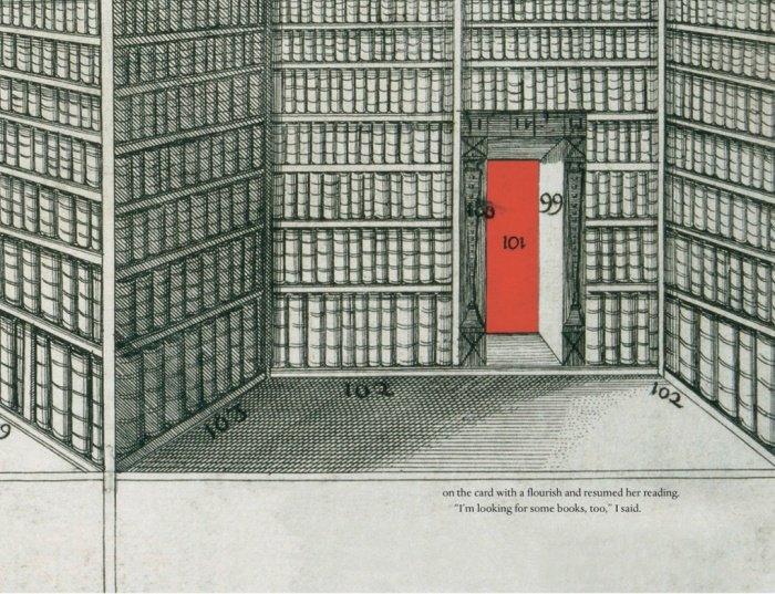 haruki murakami the strange library