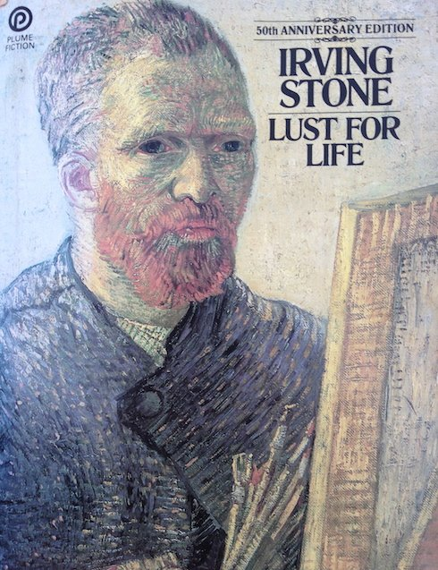 Irving Stone - Lust for Life ve Van Gogh