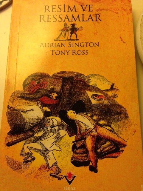 Adrian Sington, Tony Ross - Resim ve Ressamlar