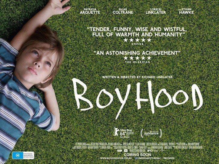 Boyhood, 12 Senede Çekilen Efsane Film
