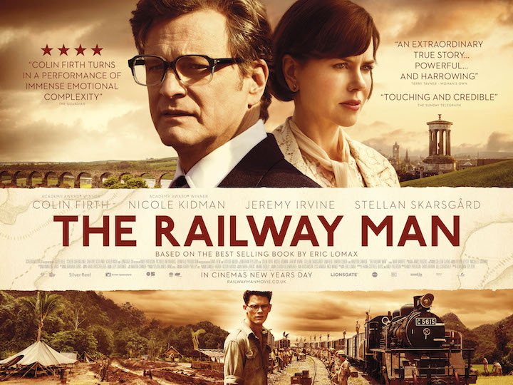 The Railway Man ve Eric Lomax