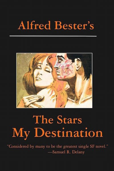 Alfred Bester The Stars My Destination