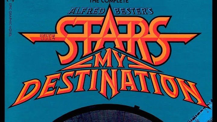 Kaplan! Kaplan! (The Stars My Destination) – Alfred Bester