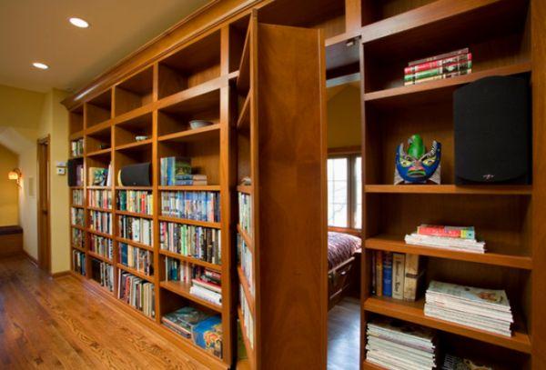 Kitaplık Kapıları