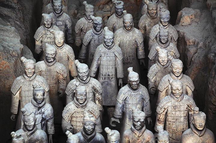 Arkeolojik Keşifler; Dünya Tarihinin En Büyük 10 Keşfi
