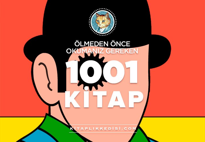 1001 kitap kitaplık kedisi