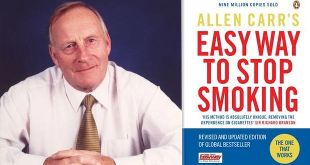 Allen Carr sigarayı bırakmanın kolay yolu