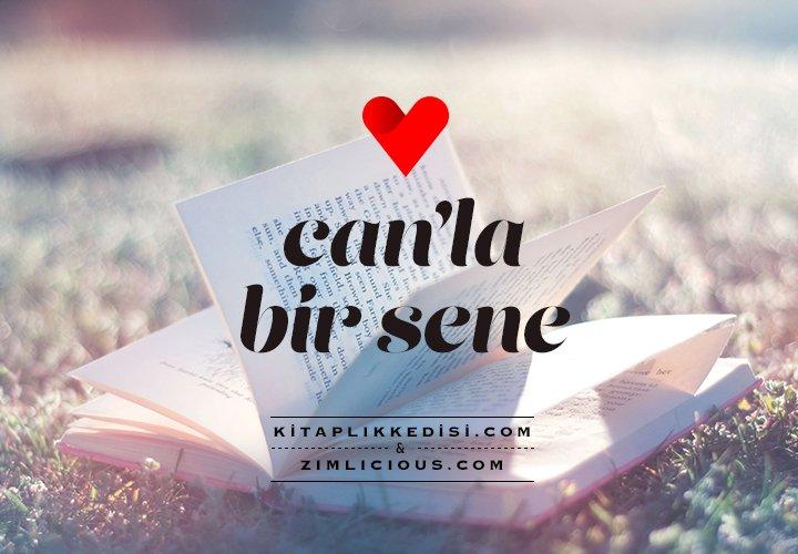 Can'la Bir Sene, 52 Haftaya 52 Kitap
