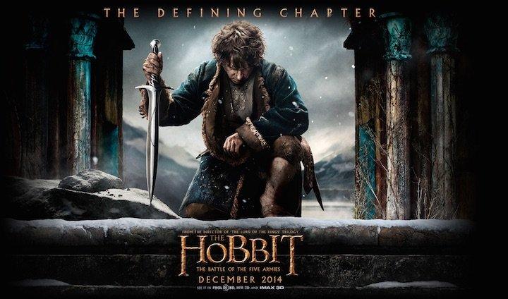 Hobbit 3 - Beş Ordunun Savaşı (Hobbit'e Müthiş Bir Son)