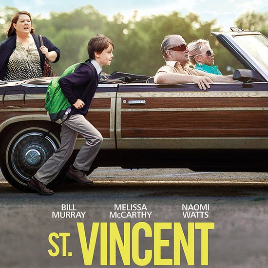 st. vincent film