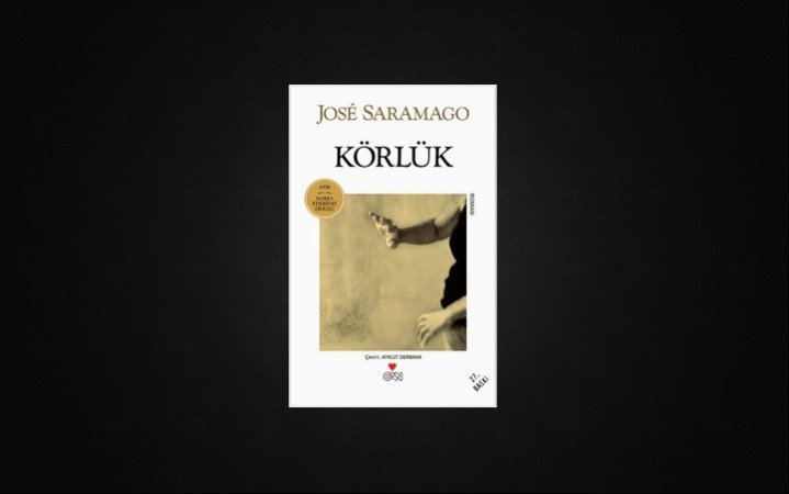 Jose Saramago - Körlük