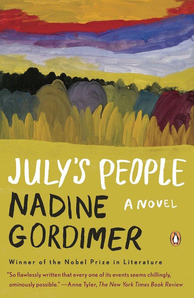 Nadine Gordimer - July'ın İnsanları