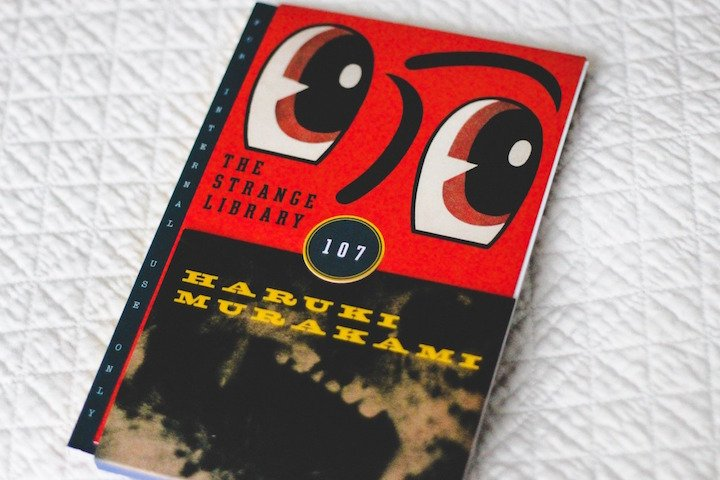 Strange Library Haruki Murakami