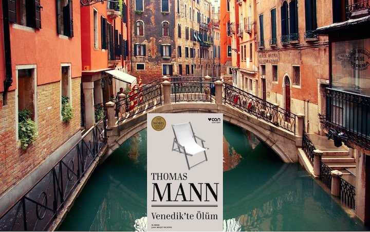 venedik'te ölüm thomas mann