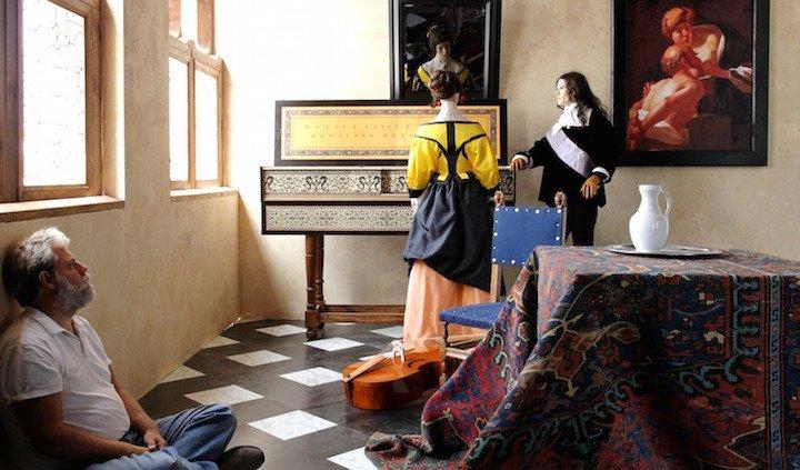 Tim's Vermeer, Vermeer'in Resimleri 350 Yıllık Fotoğraflar mı?