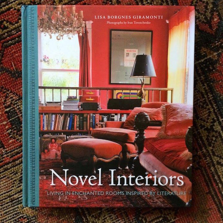 Novel Interiors, Edebiyattan Esinlenen Bir Dekorasyon Kitabı