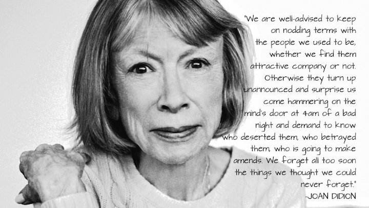 Joan Didion - Mavi Geceler