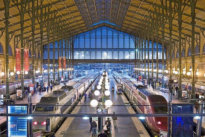 tren istasyonları