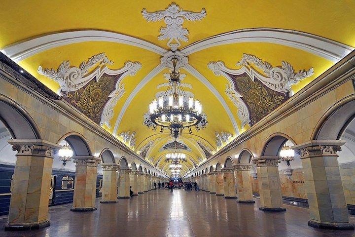 Dünyanın En Güzel Tren İstasyonları