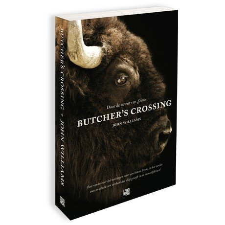 Butcher's Crossing – John Williams