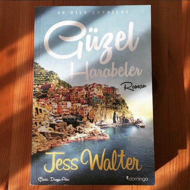 Güzel Harabeler - Jess Walter