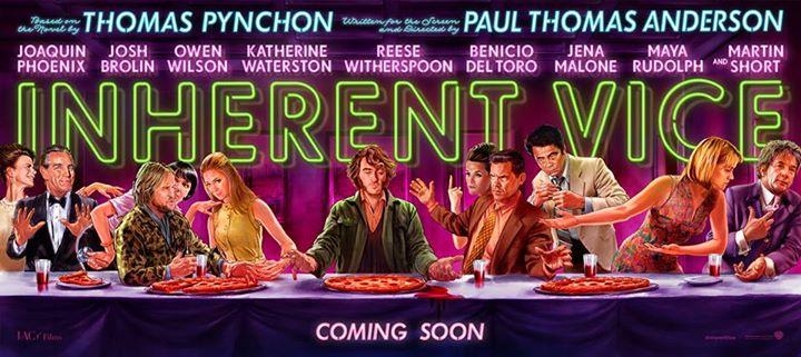 Inherent Vice, Kitaptan Filme