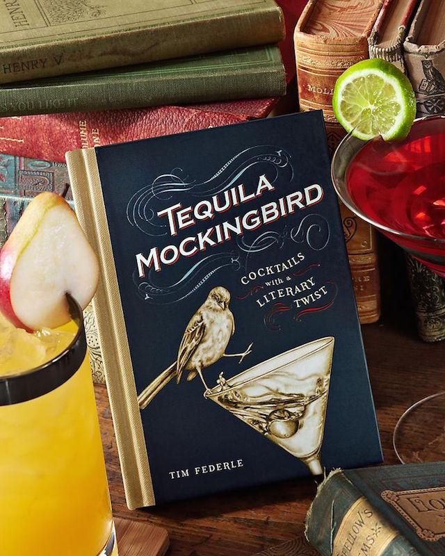 Tequila Mockingbird – Tim Federle, Edebiyat Dolu Kokteyller