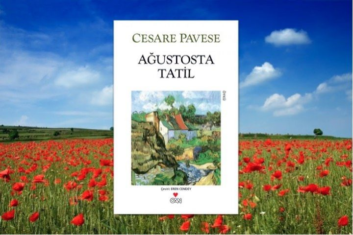 Cesare Pavese - Ağustosta Tatil