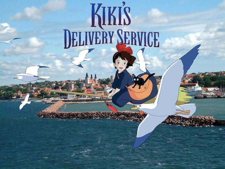 kiki's elivery service