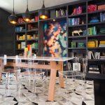 Yemek Odasında Kitaplıklar – Yemekte Ne Okurdunuz?