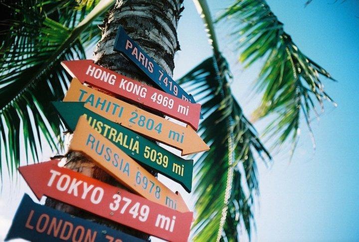 Seyahat Aşkına