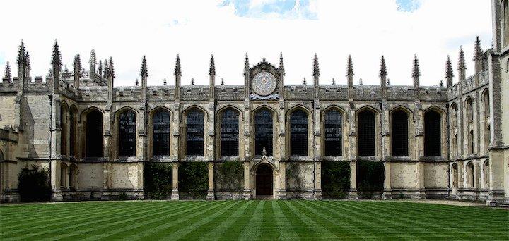 Oxford Codrington Kütüphanesi